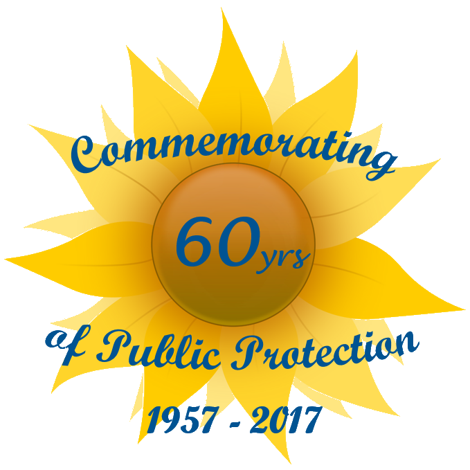 Commemorating 60 years of public protection